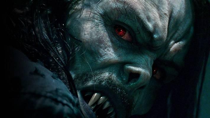 Dr. Morbius sah schon mal gesünder aus - Foto: Sony Pictures Entertainment (SPE)