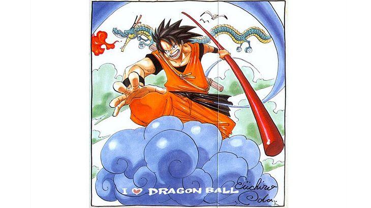 Dragon Ball von Eiichiro Oda