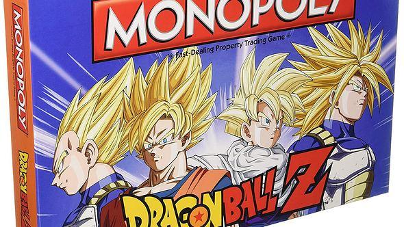 Dragon Ball Z Monopoly - Foto: Amazon