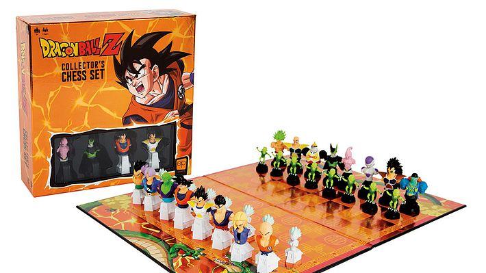 Dragon Ball Z Schach - Foto: Usaopoly