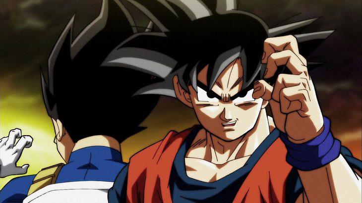 Dragon Ball: Son-Goku und Vegeta