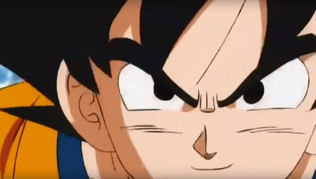 Son-Goku im neuen Dragonball Super-Film