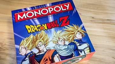 Dragon Ball Z Monopoly: Zocken wie ein Super-Saiyajin