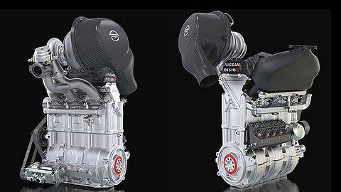 Nissan quetscht 400 PS aus Mini-Motor