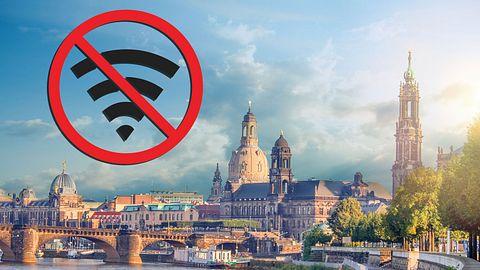 Nach Diskussion im Stadtbezirksrat: Dresden will Internet abschalten
