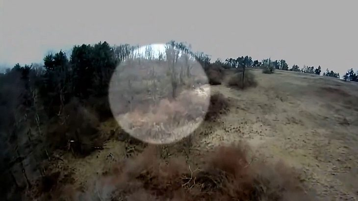 11 beängstigende Dinge, die von Drohnen aufgenommen wurden