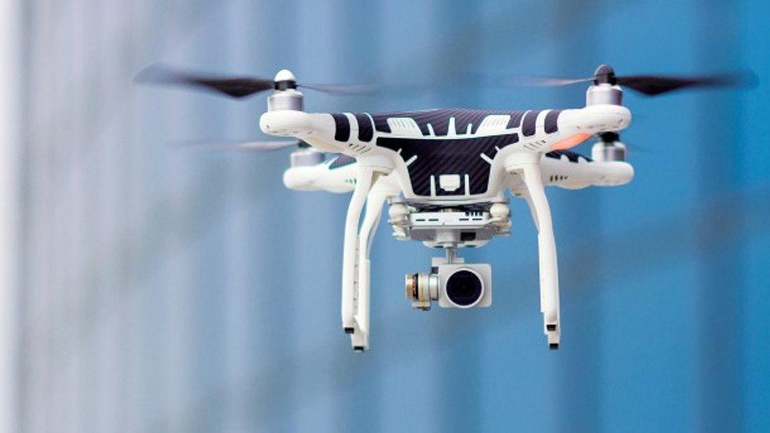 Drohne mit Kamera kaufen Test Vergleich HD