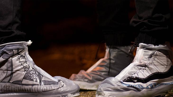 Genial: So bleiben deine Schuhe stets sauber