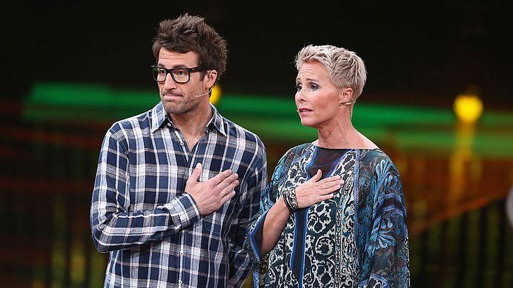 Daniel Hartwich und Sonja Zietlow moderieren das Dschungelcamp 2019.