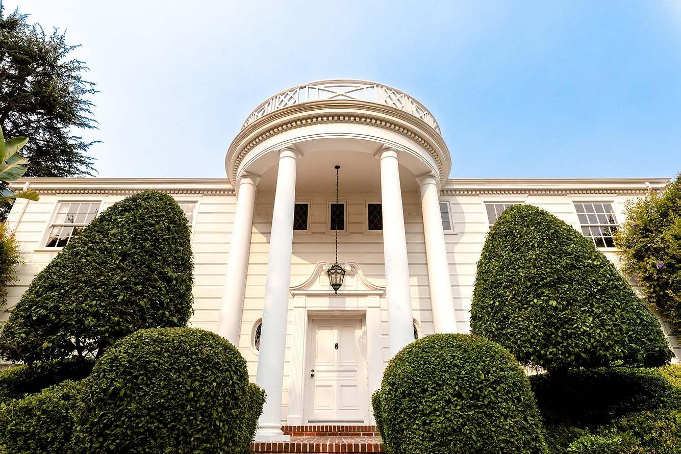 Villa aus Der Prinz von Bel-Air