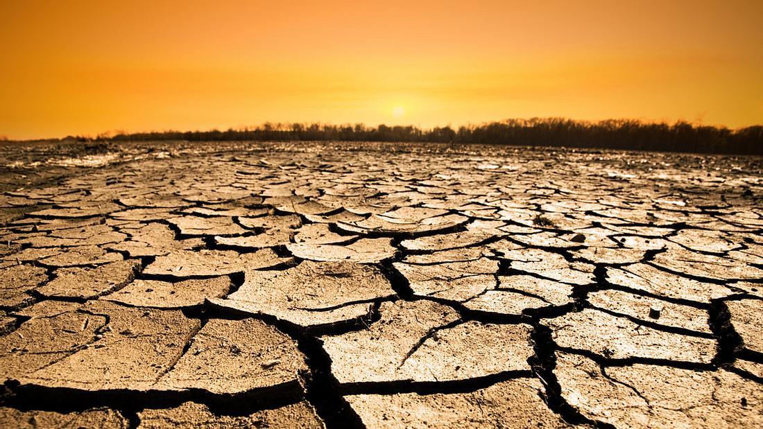 Dürre durch Klimawandel