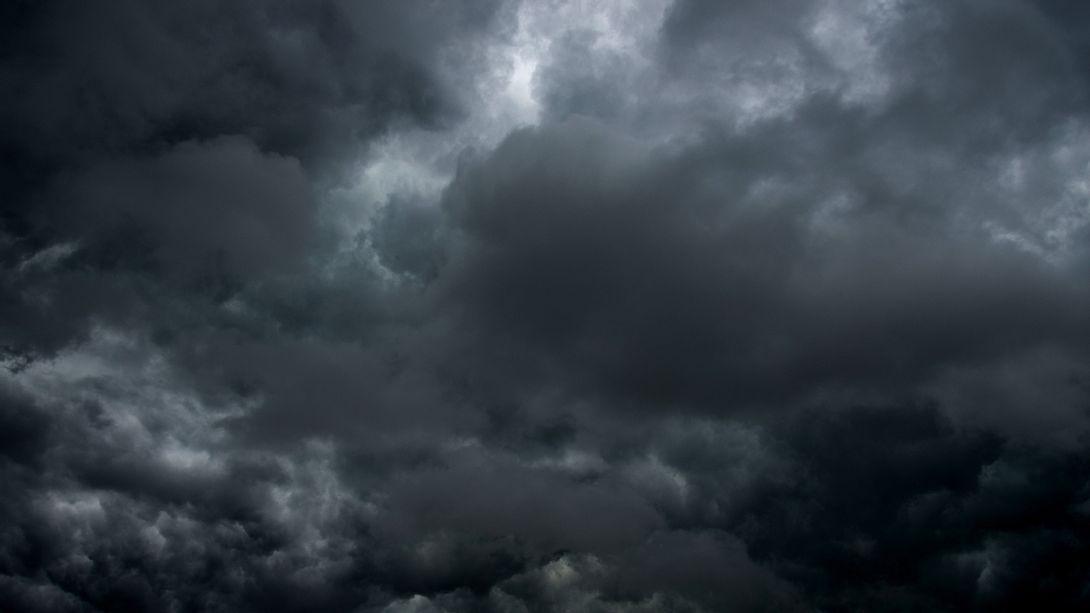 Wetter: Es braut sich etwas zusammen