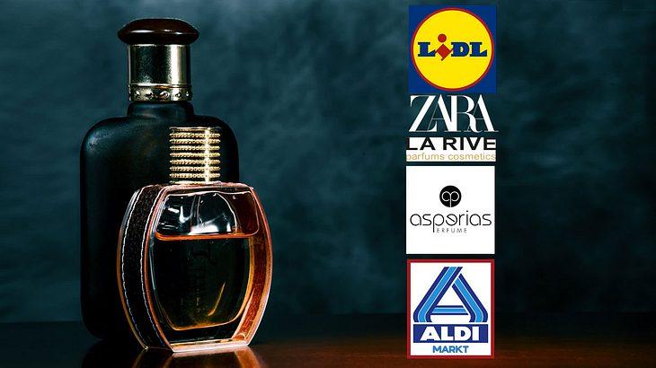 Diese Marken-Düfte stecken hinter den Parfüms von Aldi, Lidl & Co