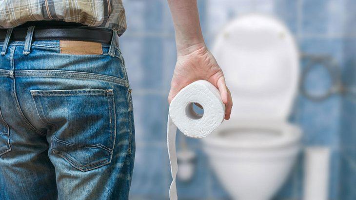Toilettengang