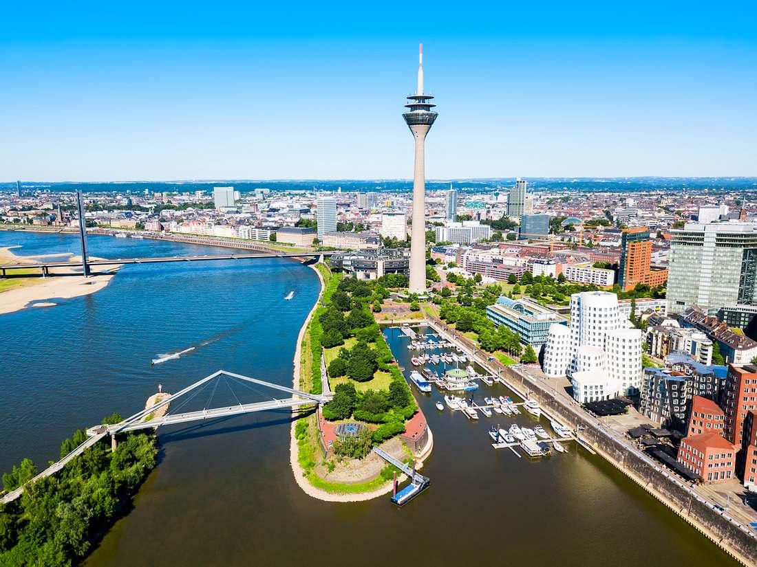 Düsseldorf –zwischen schick und cool