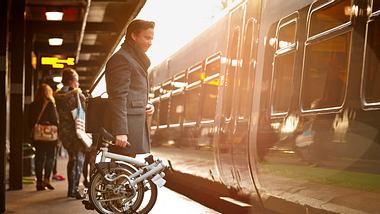 E-Bike-Klapprad: Mit diesen Modellen kommst du bequem ans Ziel