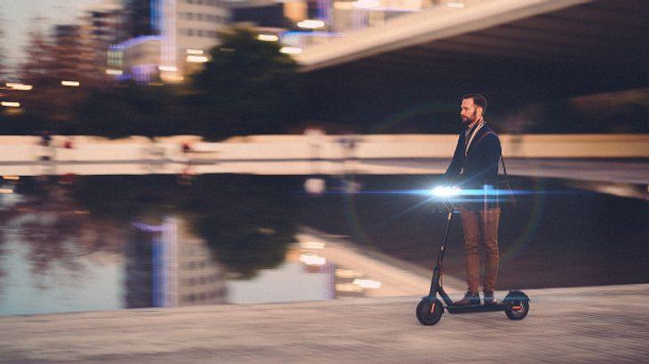 E-Scooter kaufen E-Tretroller Test Elektroroller