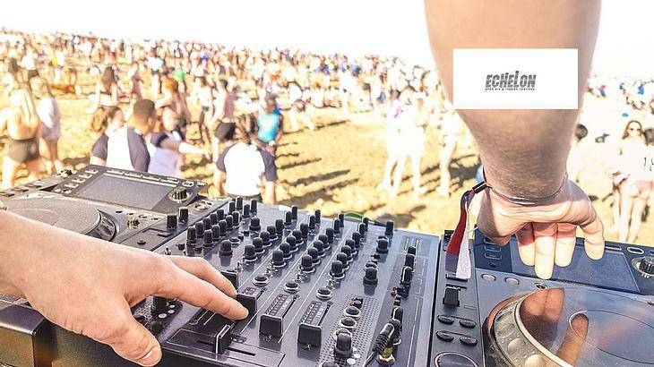 Das Echelon Festival in Bad Aibling (Symbolfoto).