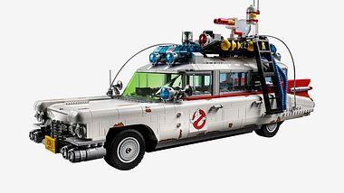 ECTO-1 aus Ghostbusters als Lego-Bausatz - Foto: Lego