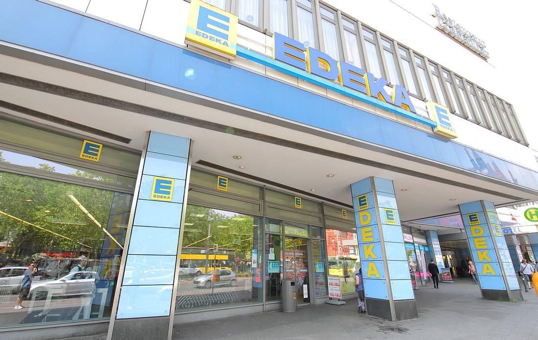 Edeka Supermarkt