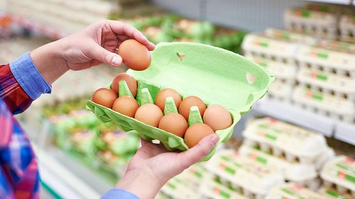 Eijeijei: Bundesregierung rechnet mit deutlichem Anstieg der Preise für Eier