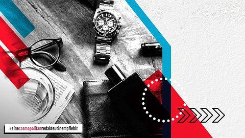 Eine Cosmopolitan-Redakteurin empfiehlt - Foto: Männersache Collage