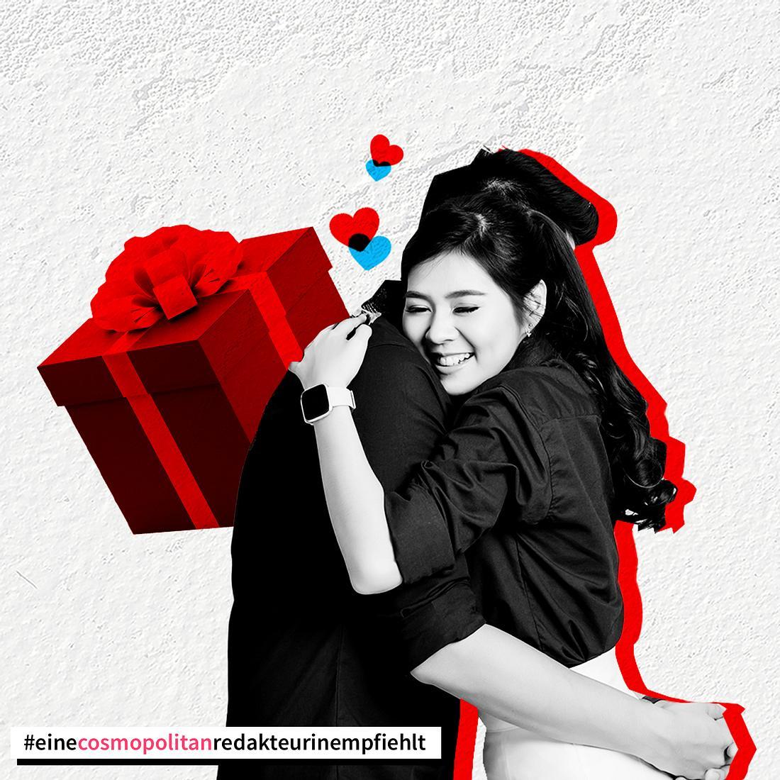 Eine Cosmopolitan-Redakteurin empfiehlt: Das ist das ideale Valentinstagsgeschenk für deine Freundin