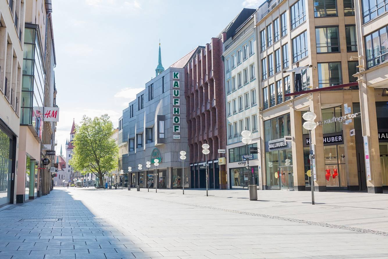 Innenstadt von München