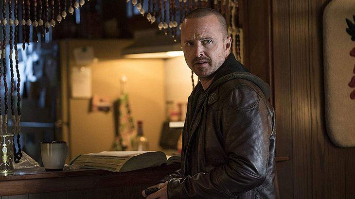 """Aaron Paul als Jesse Pinkman in """"El Camino"""""""