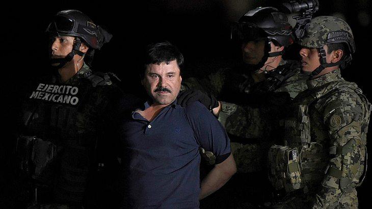 El Chapo erneut verhaftet