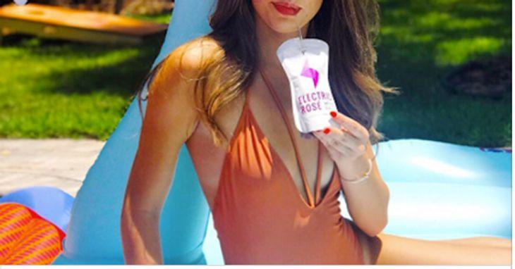 Electric Rosé die Promille-Carpi-Sonne für deine Freundin