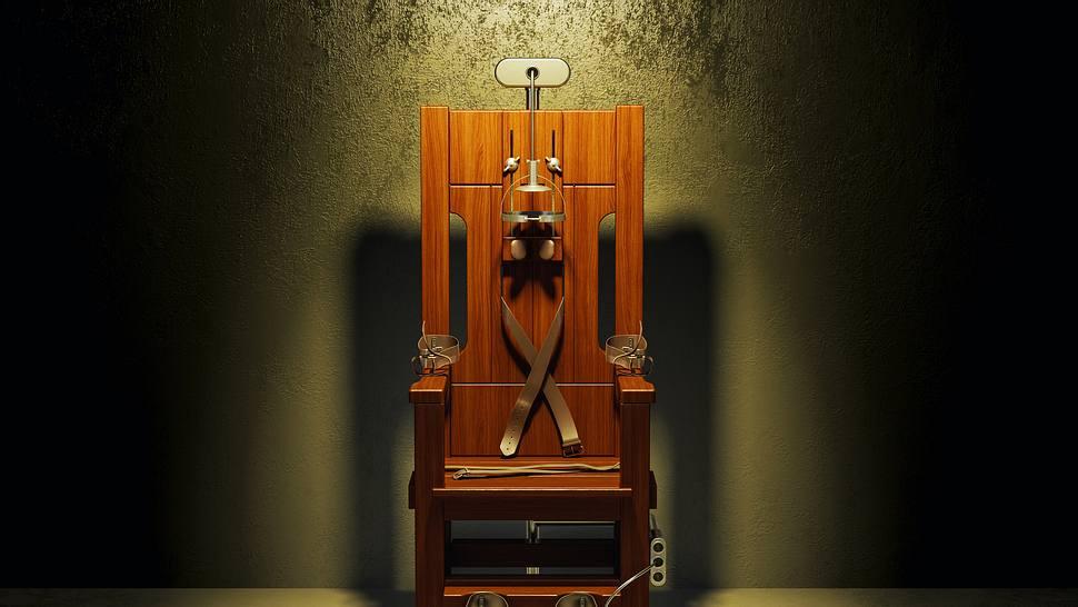 Elektrischer Stuhl - Foto: iStock / AlexLMX