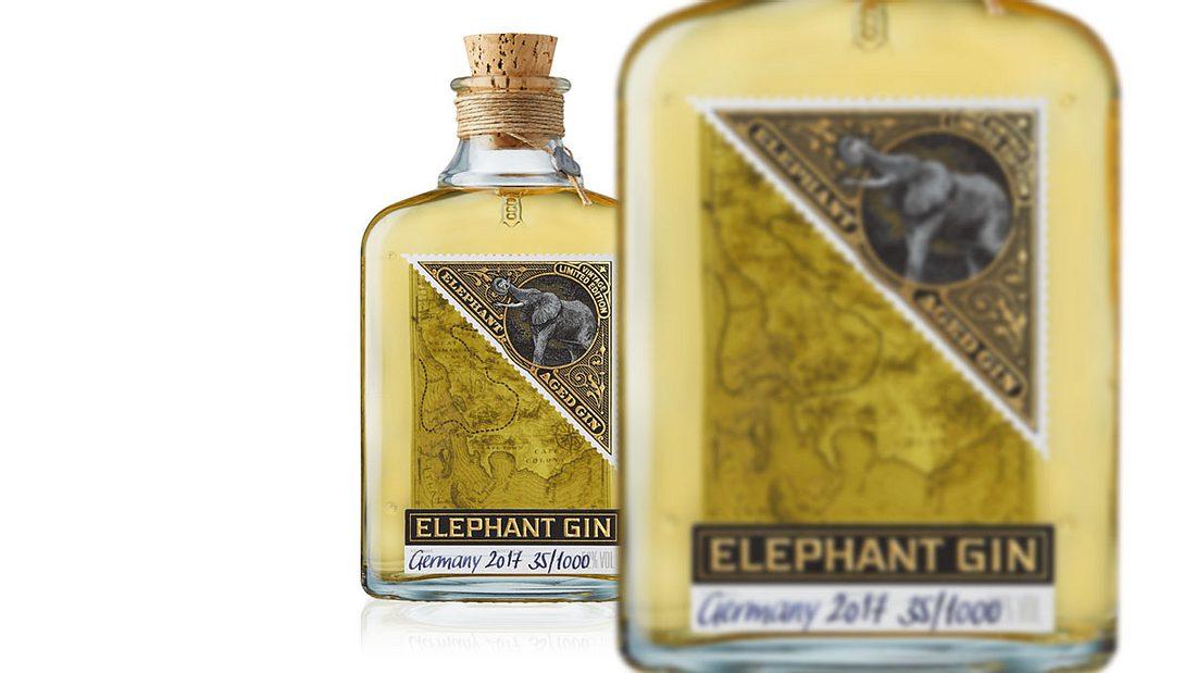 Elephant Aged Gin