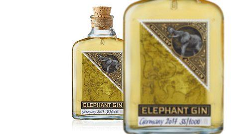 Elephant Aged Gin - Foto: Elephant Gin