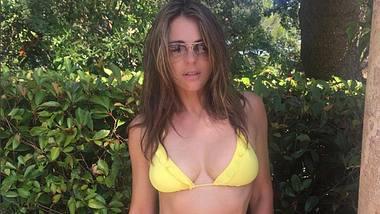 Elizabeth Hurley (52) präsentiert ihren WOW-Körper - Foto: Instagram/elizabethhurley1