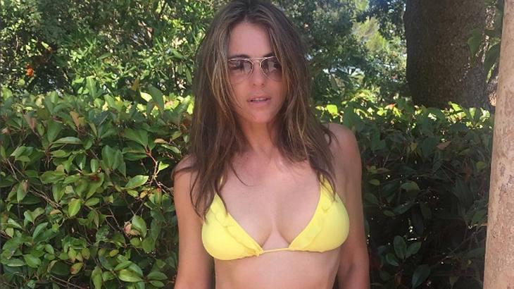 Elizabeth Hurley (52) präsentiert ihren WOW-Körper