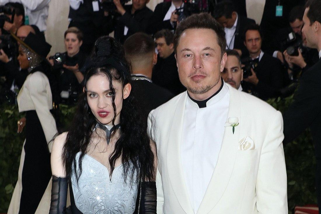 Elon Musk & Grimes