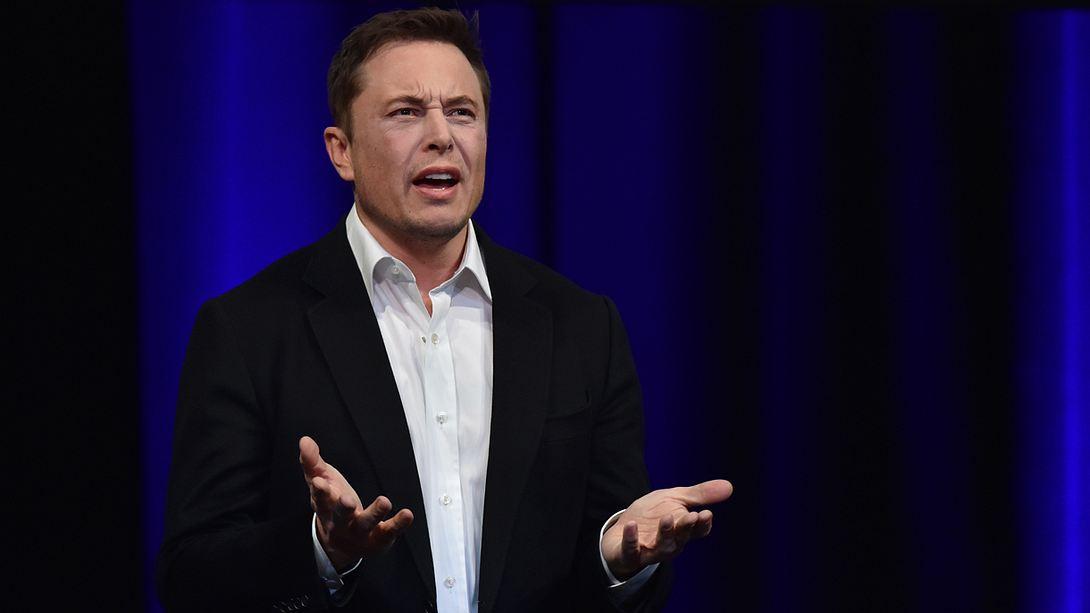 Tesla: Elon Musk sorgt mit Ausraster für Aktiensturz