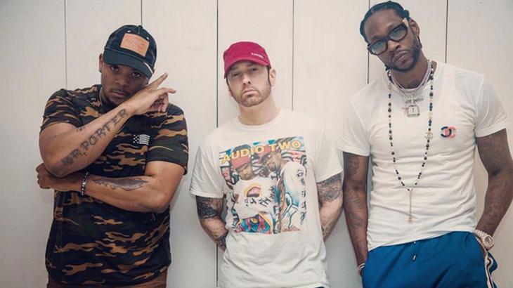 Freund bestätigt: Neues Eminem-Album ist fertig