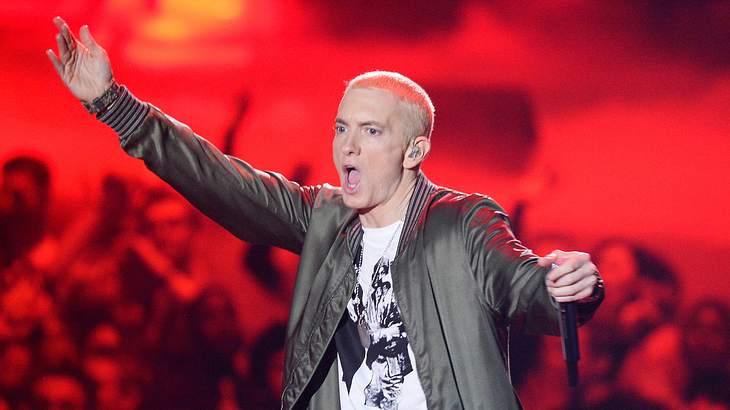 Eminem: Hannover-Konzert in fünf Minuten ausverkauft