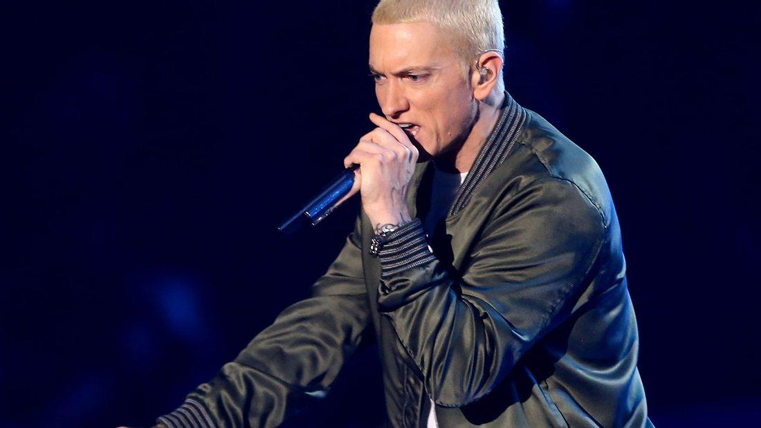 Eminem: Neuer Rap gegen US-Präsident Donald Trump
