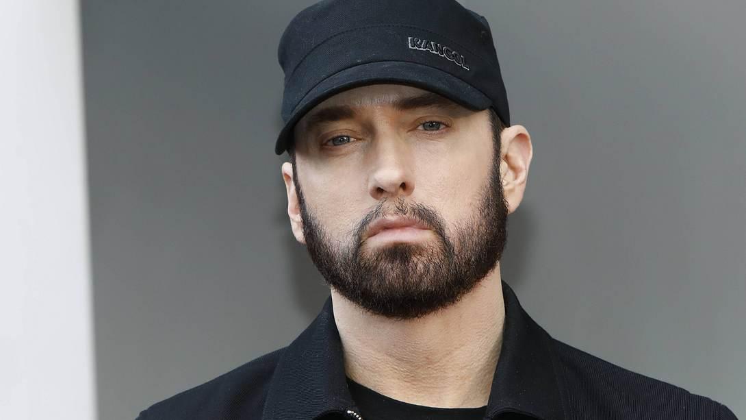Eminem - Foto: imago images / ZUMA Wire