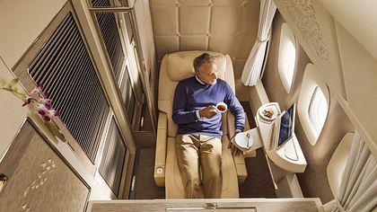 Emirates führt neue Superluxusklasse auf Flügen ein - Foto: Emirates