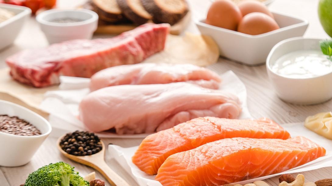 Ernährung für Muskelaufbau - Foto: iStock/Daniel Megias