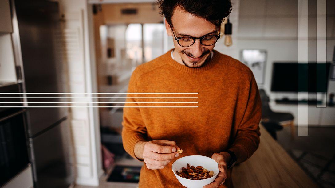 Ernährung umstellen - Foto:  istock / StefaNikolic