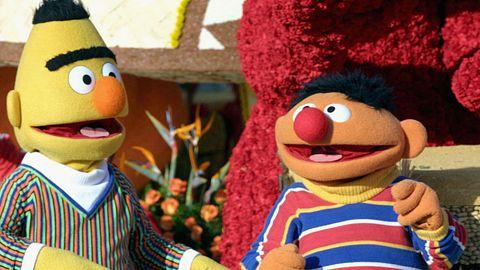 Sesamstraße-Macher bestätigt: Ernie und Bert sind ein schwules Paar