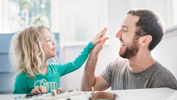 Erziehungsstile beim Kind: Effektive Orientierungshilfe für Väter