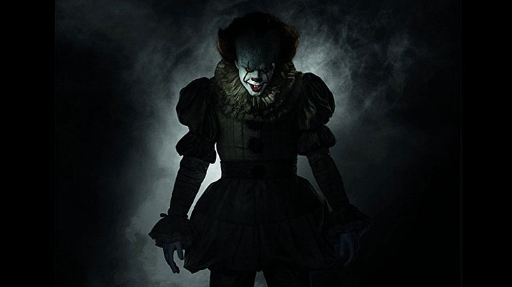 "Pennywise, der Killer-Clown aus ""Es"""