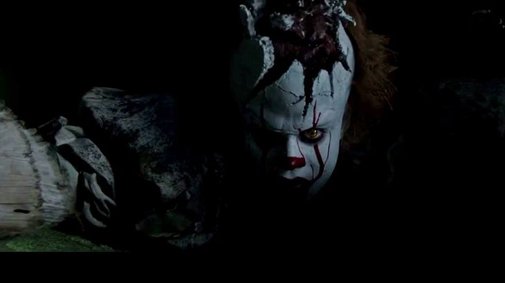 Killer-Clown Pennywise