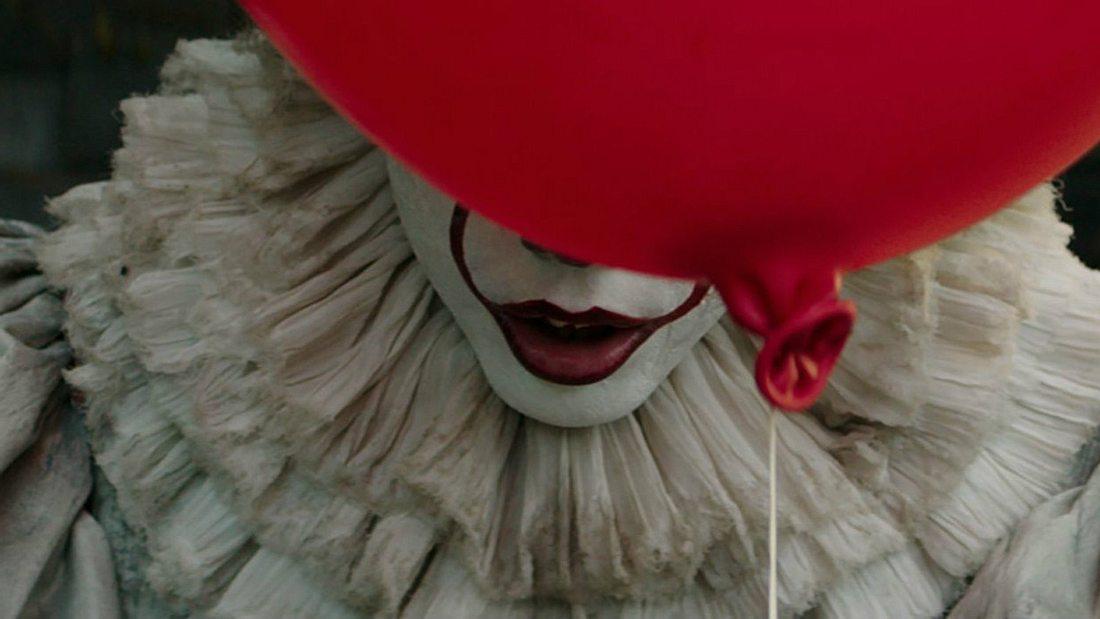 Brandneuer Es-Trailer zeigt diabolischen Clown Pennywise